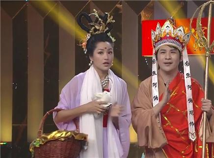 湖南卫视元宵喜乐会20140214期:加油打气闹元宵