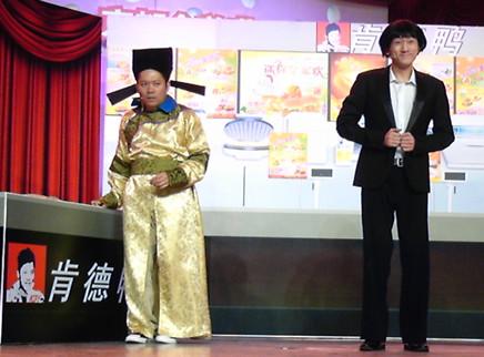 喜剧之王20110505期:卜学亮逗笑耍宝尽展喜感