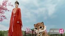 可爱到炸!肖奈大神和贝微微的小老虎灵兽结婚啦