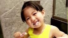 我有特殊的刷牙技巧 动次打次干不干净