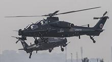揭秘中国最先进武装直升机
