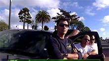 【高效环保机器大赛】用生物柴油的凯迪拉克