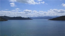 """东江湖获评""""年度最受游客欢迎景区"""""""