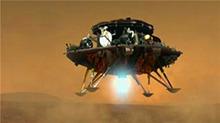 我国将于2020年发射火星探测器