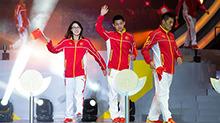 """国家奥运精英代表团访问澳门:""""我们的骄傲""""联欢会精彩上演"""