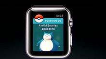 Pokemon Go登录Apple Watch