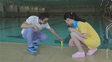 室内游泳池的水质消毒后怎么样?