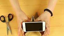 制作手机支架 简单方便实用