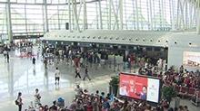 破7万人次大关 长沙黄花国际机场单日旅客吞吐量新纪录