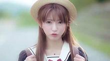 快来洗眼睛!韩国第一美少女Yurisa清新养眼学生装