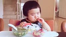 【红人爱自拍】最小网红吃货直播吃饭 专治各种食欲不振