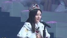 SNH48总决选鞠婧祎折桂 张语格错失前五泣不成声