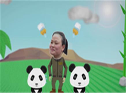 奇妙的朋友20150314期:熊猫三胞胎首次春游