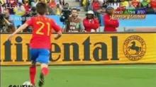 世界杯午间大满贯20100617期:西班牙斗牛士哑火于瑞士