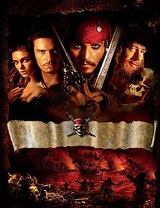 加勒比海盗系列