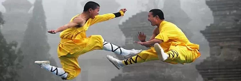 少林功夫图片