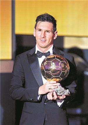 梅西别走 你就是我的世界杯!