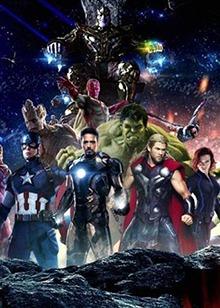 漫威超级英雄集结《复仇者联盟3》 他们竟都出自漫威?