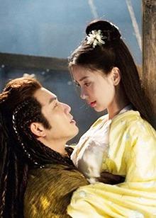《孤芳不自赏》钟汉良成霸道王爷 强吻·强拥·强娶Angelababy