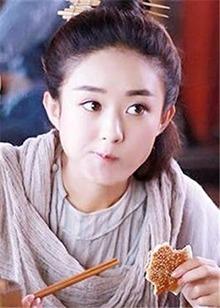 娱乐圈的吃货战斗机:赵丽颖小嘴停不下来 霍建华好胃口吓到<B>胡歌</B>