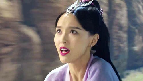 《大话西游3》片段:紫霞仙子唐嫣大战红孩儿救韩庚