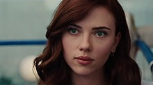 《钢铁侠2》片段:黑寡妇白领形象出场 与钢铁侠第一次见面