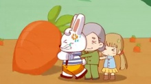 <B>兔</B>小贝儿歌之我爱运动 第4集 拔<B>萝卜</B>