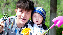 """【明星开讲】好爸爸!贾乃亮""""我要给她快乐的童年"""""""