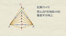 证明点在线段垂直平分线上