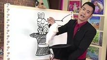 【闲画部落】怎么可以画兔兔
