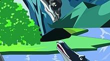 小笨熊恐龙故事第31期:雷龙的故事(六)
