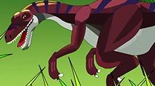 小笨熊恐龙故事第36期:雷龙的故事(十一)