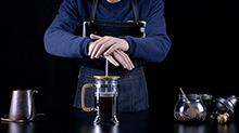 美食台:咖啡法压 做一杯全世界最方便快捷的单品咖啡