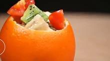 水果沙拉制作教程