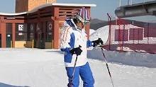 初级滑雪入门教程