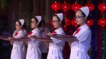 5·<B>12</B><B>国际</B>护士节:龙山护士礼仪竞赛展风采