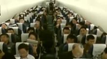 女子国际航班上遭骚扰 质疑机组处置方式