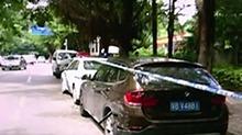 保时捷凌晨连环撞 撞了警车还逃逸