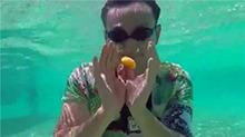 鸡蛋在海水中打破会怎么样?