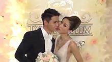<B>罗</B><B>仲谦</B>连吻杨怡6次幸福甜蜜 造人不设防盼两年抱三
