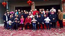 娱乐急先锋全家福征集收官 300家庭同晒幸福时刻