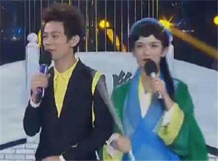 百变大咖秀20121101期:谢娜变青蛇惹何炅大吐槽