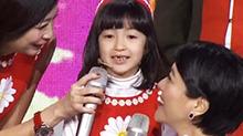 小公主夏天萌萌哒现身送铃铛 <B>杨乐乐</B>秒变迷妹