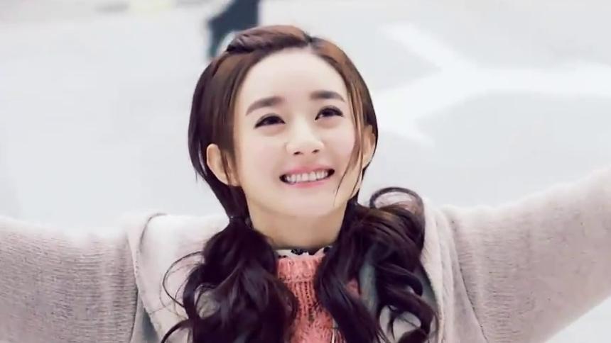 杨洋遇上赵丽颖 这一对竟可以这么甜美