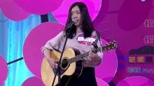 2016超级女声长沙唱区海选:0401号安琪《太平洋》