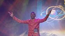 《汉语桥》30强津巴布韦选手狄哲:《说唱脸谱》