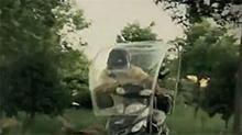 《谁与争锋》9月17日预告:超逼真假发VS气垫船