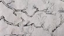 5068网国画课程第49期:工笔画 兰花勾线