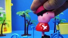 【<B>小猪</B><B>佩奇</B>玩具秀】<B>佩奇</B>一家疯狂买东西