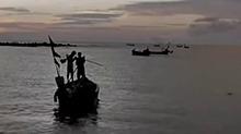 美丽乡村第2集:海之角 有二十年经验的潜水捕鱼老手